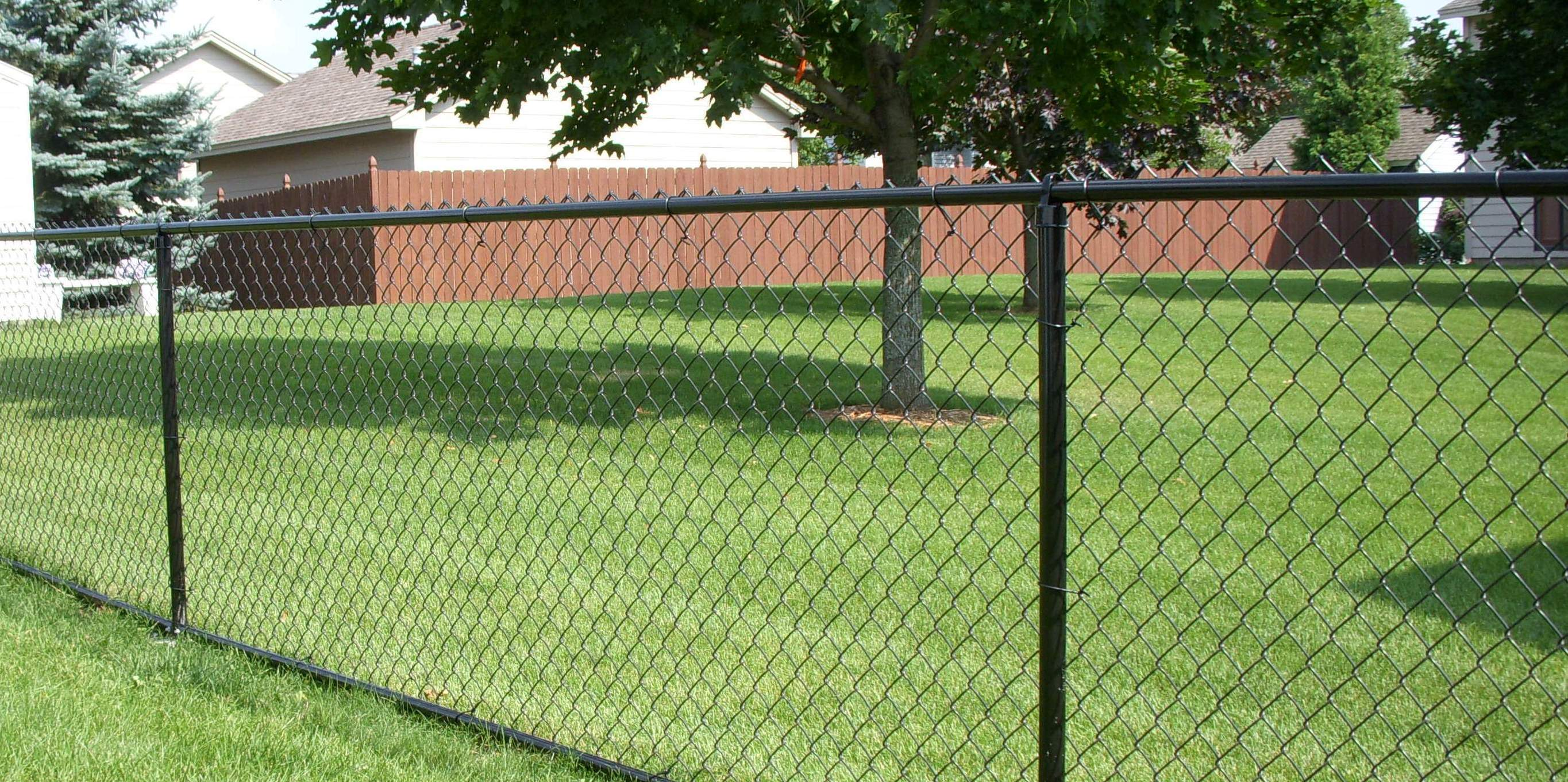 Chain Link Fence & Repairs